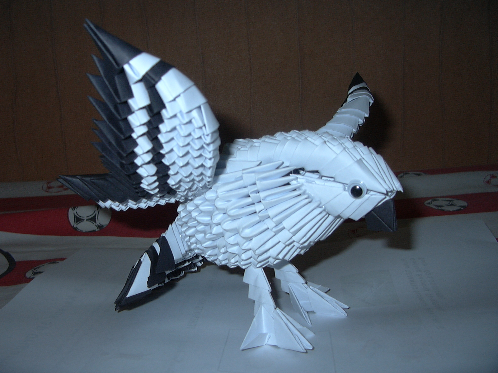 ICHANOKO 3D ORIGAMI INDONESIA: Model 3d origami - ANIMALS - photo#49
