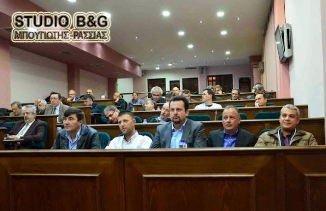 Συνεδριάζει το Δημοτικό Συμβούλιο στο Άργος στις 24 Ιουλίου