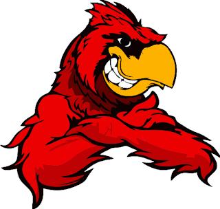 garuda merah vector