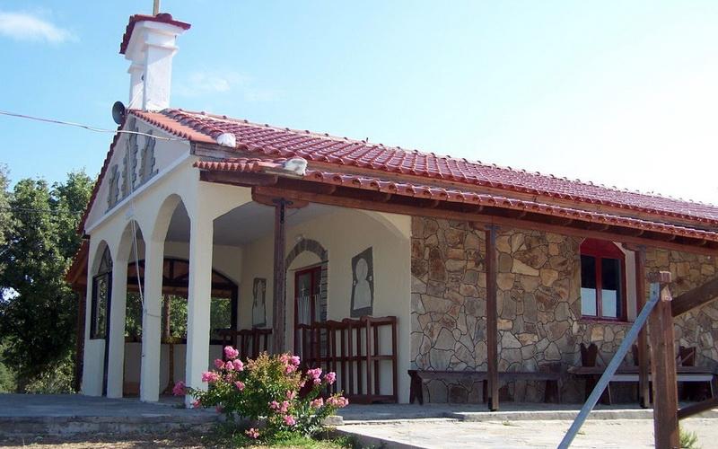 Πανήγυρις παρεκκλησίου Αγίου Χριστοφόρου στο Αετοχώρι Αλεξανδρούπολης