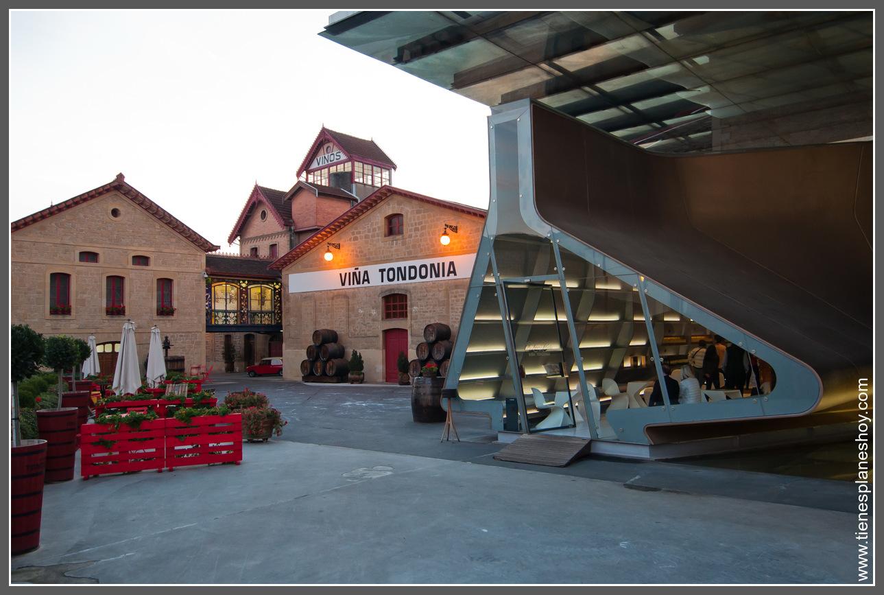 Visita A La Bodega Lopez De Heredia Tradicion En La Rioja Tienes