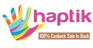 Haptik Weekend Offer Cashback Coupon