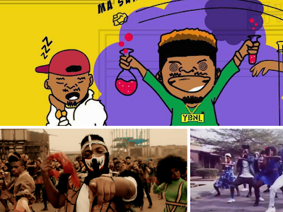 [REVIEW]: Would You Accept This As Olamide's Science Students Official Video?