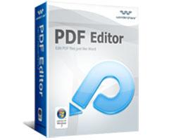 WONDERSHARE PDF EDITOR 2.0.1  FINAL
