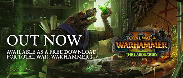 Available Now: Total War Warhammer Laboratory
