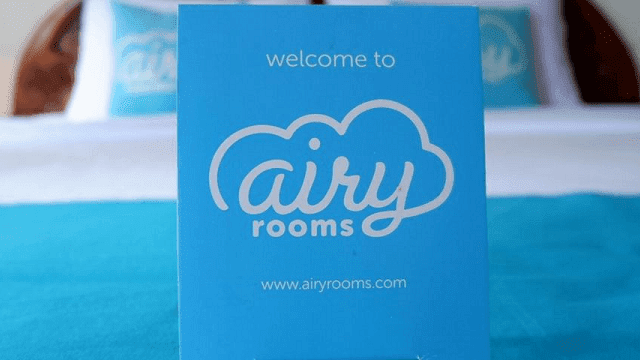 pengalaman booking kamar di airy rooms