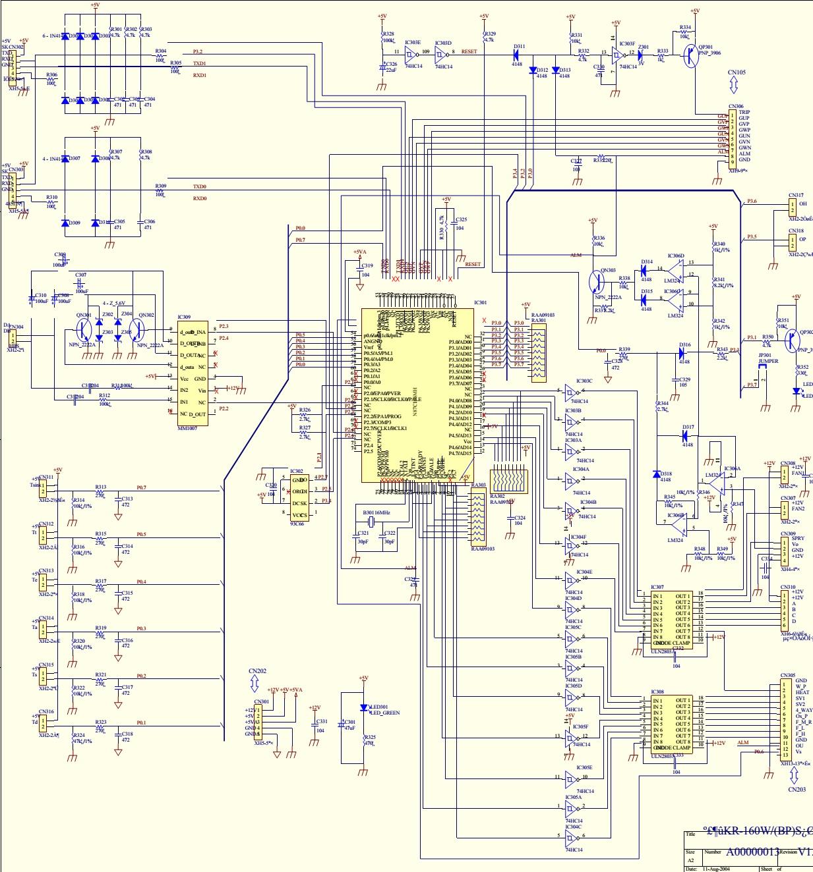 Haier Air Conditioner Fuse Location Expert Event Washing Machine Wiring Diagram Au48nfibja Pcb Circuit