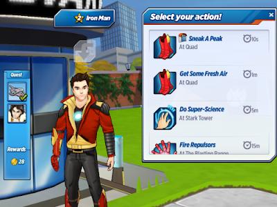 MARVEL Avengers Academy Apk