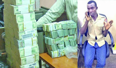 Whistleblowing: Man in hot soup for taking N30m as 10 percent
