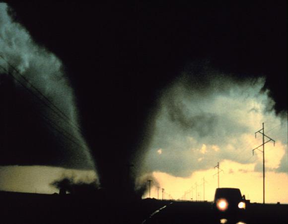 Tornado-Tempestade