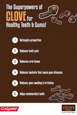 7 Benefits of Clove for Healthy Teeth and Gum