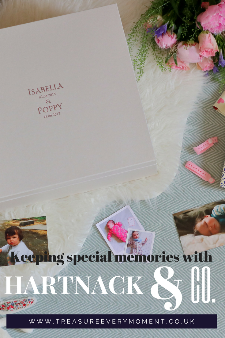 MEMORIES: A Journey through my Childhood and Creating a Keepsake Box with Hartnack & Co.