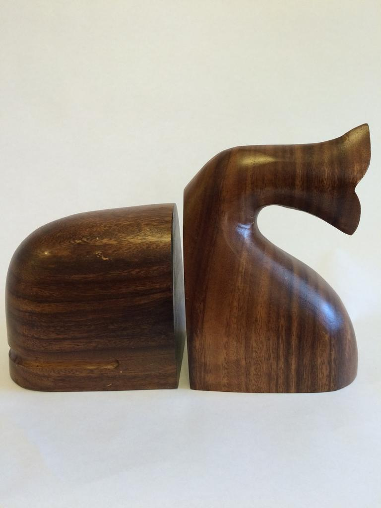 whale bookends are fantastic and artistic marblehead works