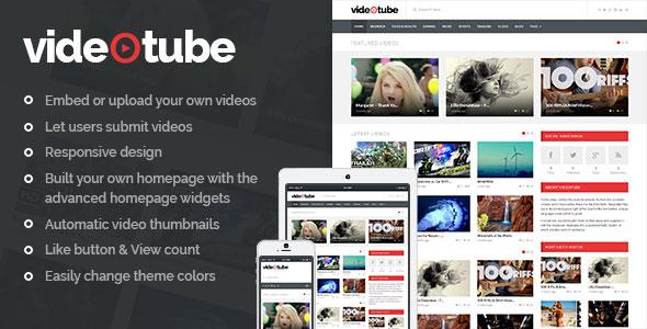 chia sẻ theme wordpress video miễn phí chuẩn seo