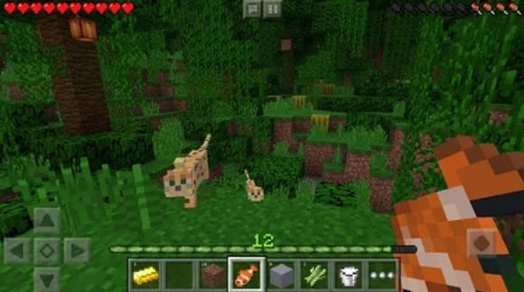 Update Minecraft Pocket Edition Mod Apk Terbaru Mega Mod