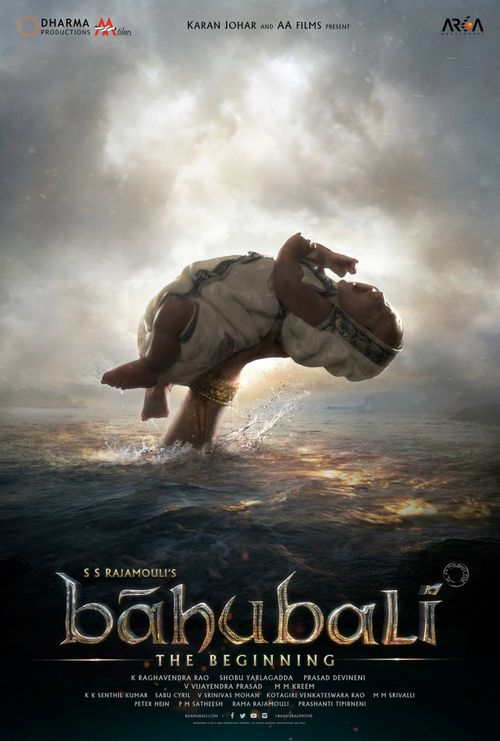 Bahubali The Beginning 2015 Hindi 720p BluRay Full Movie Free Download