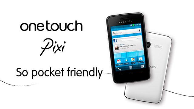 rom stock Alcatel OT Pixi 4007A