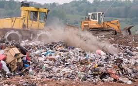 A poluição do solo urbano