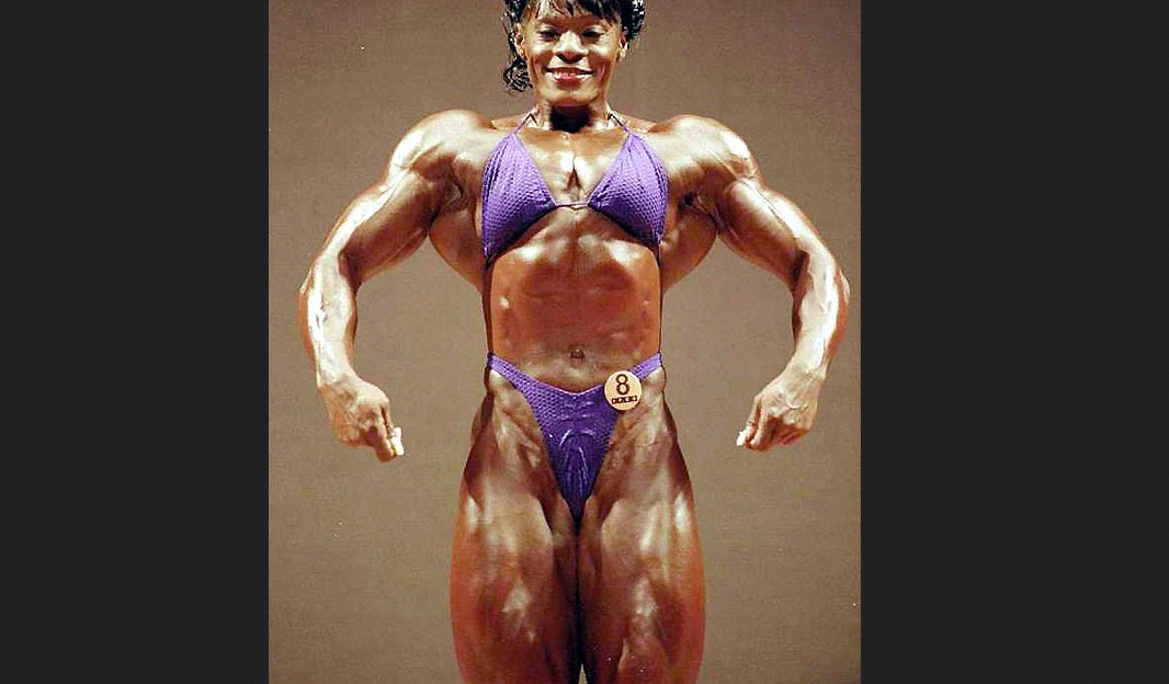Female Bodybuilding Lesa Lewis Ms. Olympia