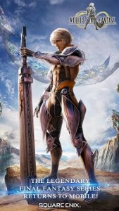 MOBIUS FINAL FANTASY MOD APK English
