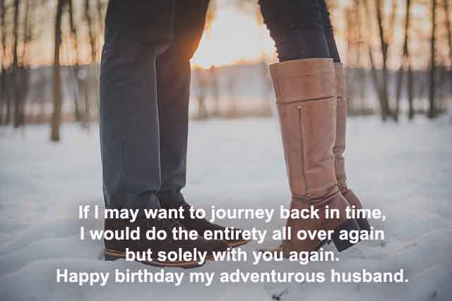 Sweet Happy Birthday Wishes, Messages, Quotes To My Dear Husband