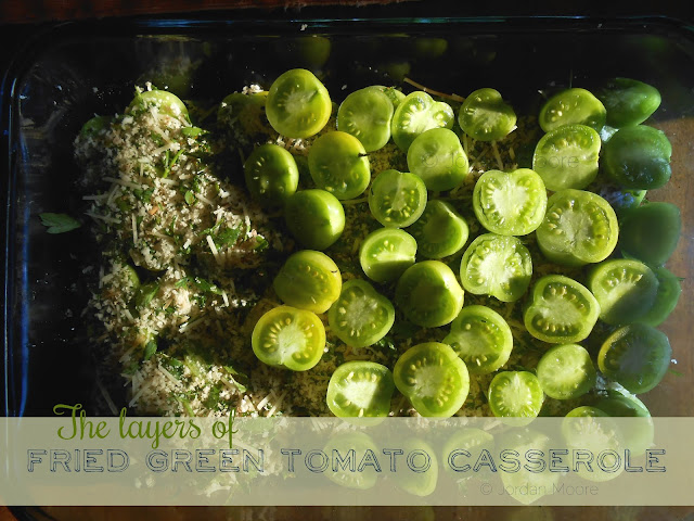 Meatless Monday: Fried Green Tomatoes