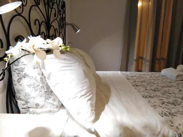 Villa Borghese Guest House dettaglio stanza