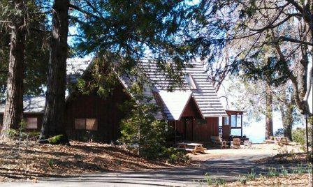 Palomar Mountain Cabin Rentals