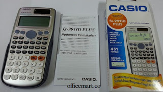 jual casio fx991 ID plus