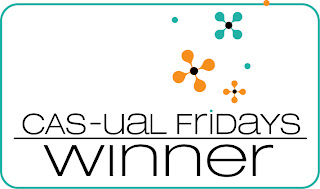 Winner @ CAS-ual Fridays