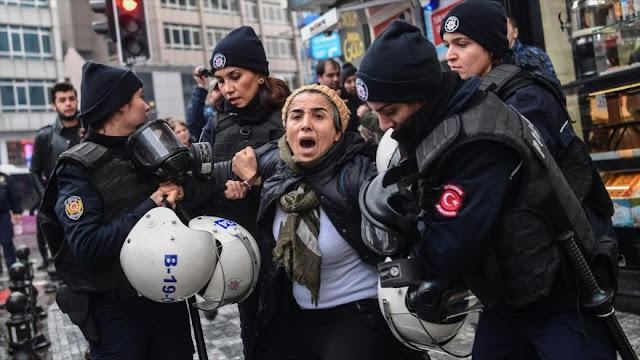 ONU, preocupada por aumento de denuncias de tortura en Turquía