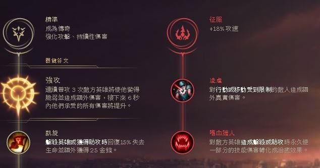 阿塵的blogger: LOL S8 最新符文天賦推薦(for ARAM) 2017.11.10更新