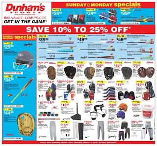 ⭐ Dunhams Ad 5/24/19 ✅ Dunhams Sporting Goods Ad March 24 2019