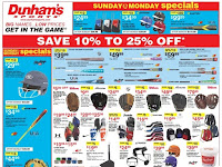 Dunham's Sports Weekly Ad March 15 - March 20, 2019