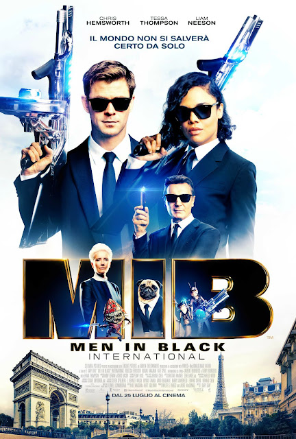 Men In Black: International Film