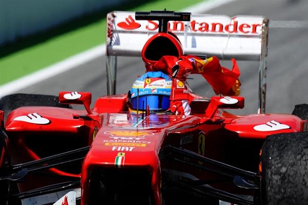 Carrera GP de España Formula 1 Mayo 12 HD 2013