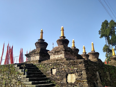 The Shanghak Choeling Monastery, Pelling (West Sikkim) ,and Product Review