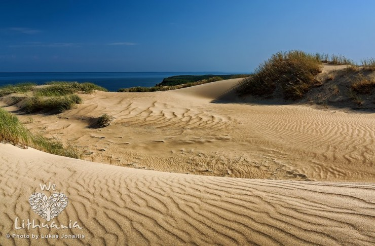 Top 10 Places to See in the Baltic States - The Curonian Spit, Lithuania