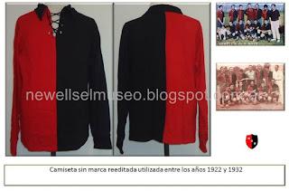 Newell´s  El Museo  Camisetas 49d6e5b16d8cf