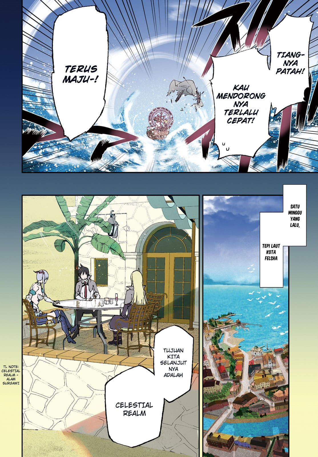 Baca Komik Sekai Owari no Encore Chapter 27 Bahasa Indonesia Kintamaindo
