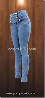 Pantalones Levanta pompis original en donde venden pantalones corte colombiano