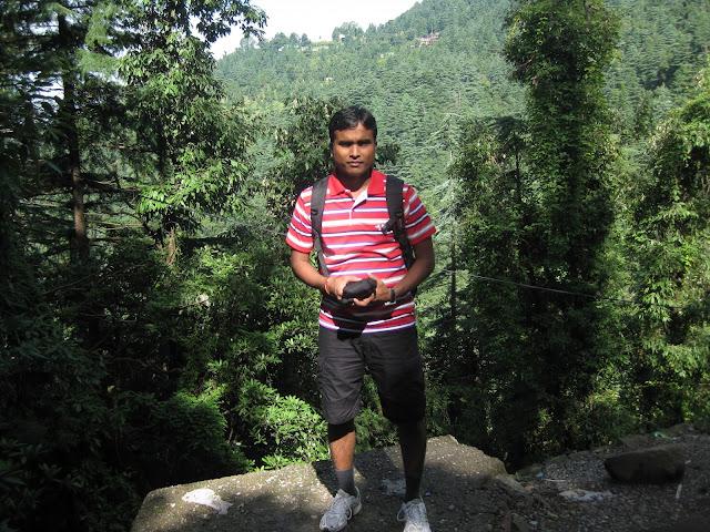 mcleodganj dharmshala road