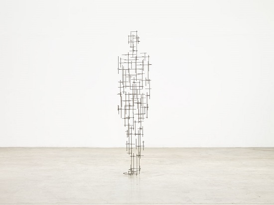 "Antony Gormley - ""Scaffold II"", 2017. | imagenes obras de arte figurativo abstracto, esculturas figurativas abstractas | art pictures inspiration, cool stuff"