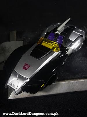 Transformers Takara LG 15 Nightbird Shadow car mode
