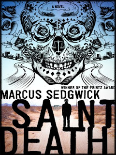 Saint Death by Marcus Sedgwick book cover