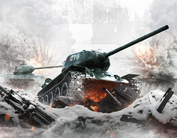 Chiến Tăng Huyền Thoại - T-34 (2018)