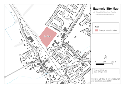 All Things Neighbourhood Planning now offers mapping services