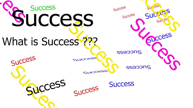 Success What is Success