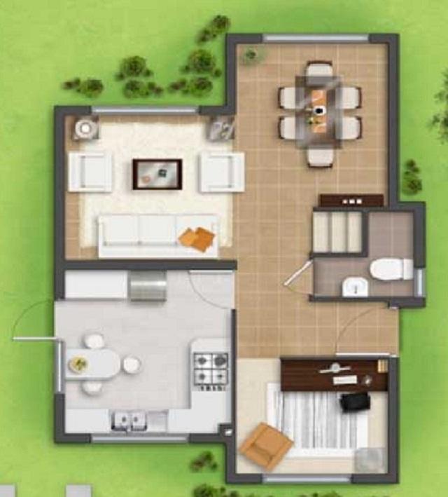 Planos de casas gratis y departamentos en venta for Planos planos de casas