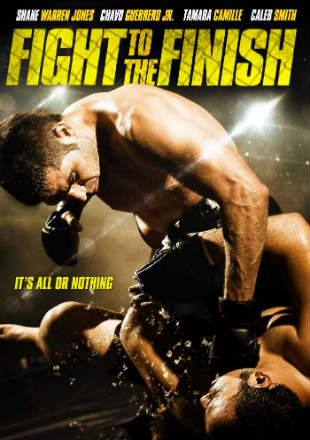 Fight to the Finish 2016 BRRip 480p Dual Audio Hindi 300Mb